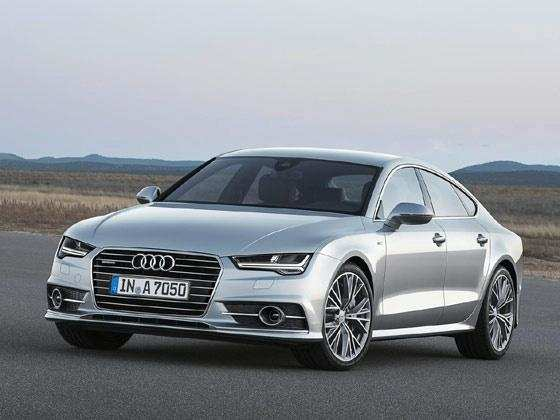 Audi A7 Sportback Reveal Its Game-Changing Secrets