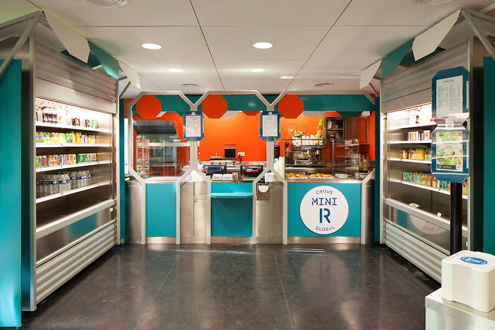 Mini M Grocery Store Toulouse University France Retail News ET