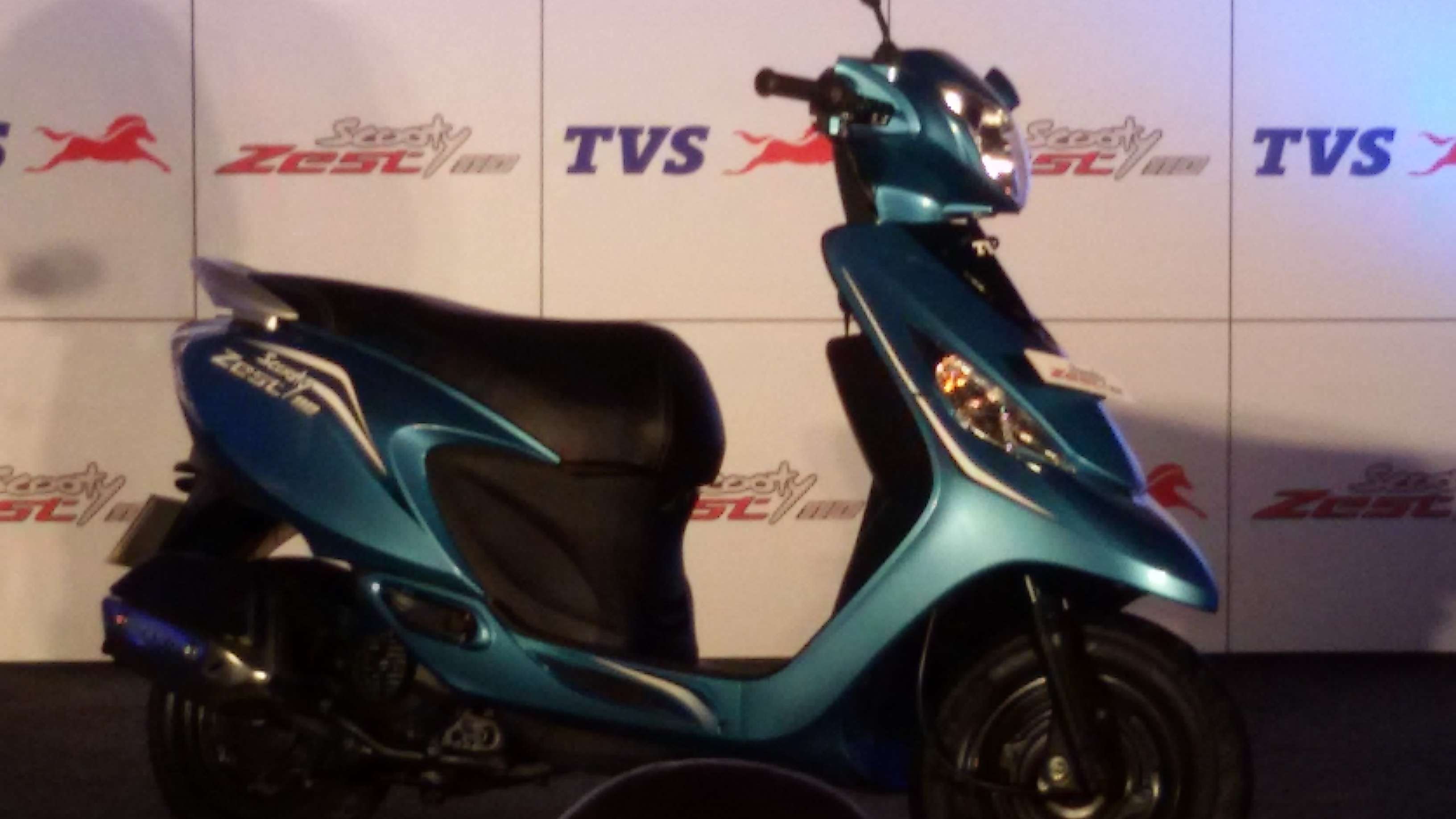 new launched car zestTVS launches Scooty Zest 110 at Rs 42300 in New Delhi Auto News