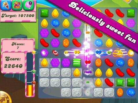 "Videogame maker King has trademarked the word ""candy"" to protect the game from persistent intellectual property infringements."