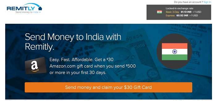 Jeff Bezos Backed Startup Remitly Expands Service To India