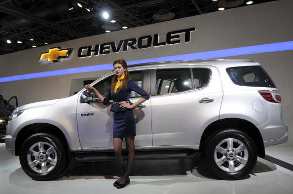 new car launched by chevrolet in indiaGM to launch Chevy Trailblazer SUV and Spin MPV in India Auto