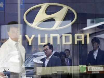 Hyundai Said October S Rose 14 From A Year Earlier As It Bounced Back