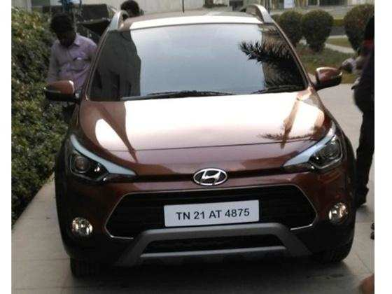 Hyundai Active Suv Launch On March Auto News Et Auto