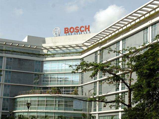 Major portion of Bosch activities focus on building effective solutions