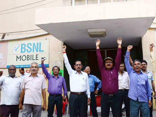 Image result for Tamilnadu BSNL Telecom Employees