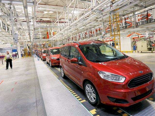 Turkey's Ford Otosan says manufacturing restarted after labour