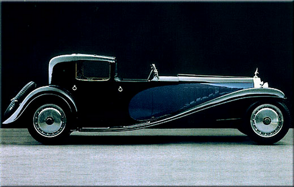 1931 Bugatti Royale Kellner Coupe- $20.3 mn