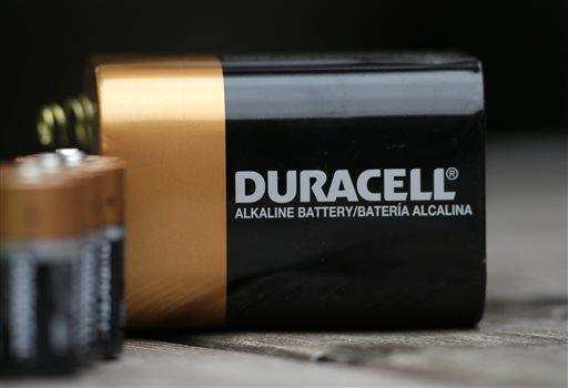 gillettes acquisiton of duracell