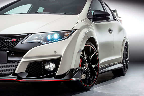 First Civic Type R Models Rolls Out From Honda S European Manufacturing Facility