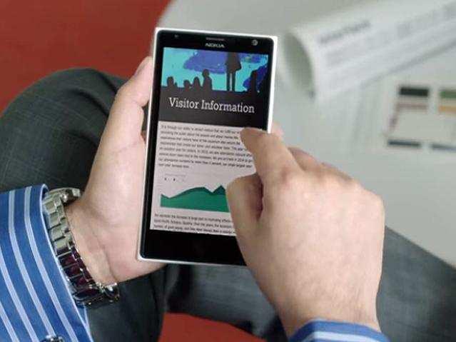Microsoft launches Sway app for Windows 10, IT News, ET CIO