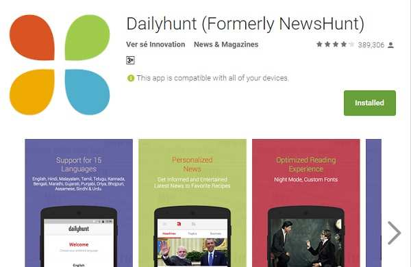 app news hunt