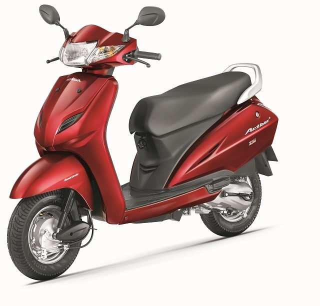 Honda Activa Becomes First Scooter In India To Achieve 1 Cr Sales Mark