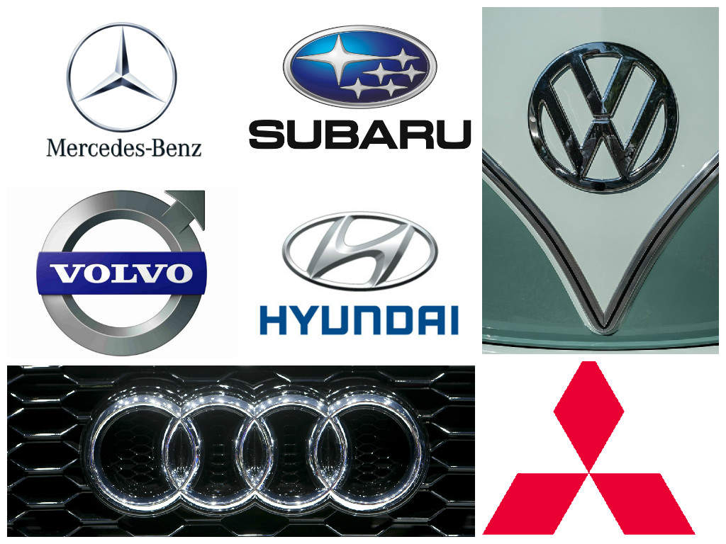 Car Companies Guide Who Owns Who Guide To Todays Car - Car sign meanings