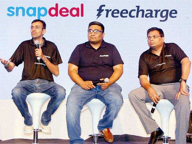 2d29b20a1 Snapdeal-owned online recharge payments platform Freecharge has launched a  digital wallet