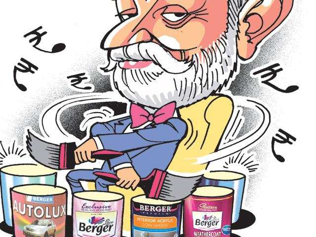 berger paints induces innovation for consumers to duck slowdown