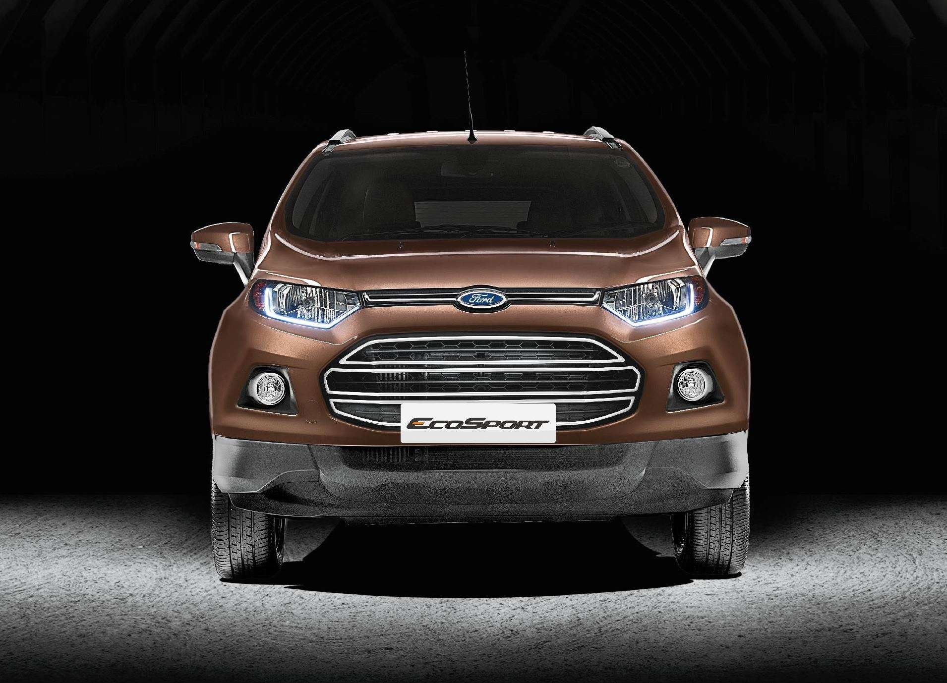 New ford ecosport launched with a price hike of rs 5k to 20k approx