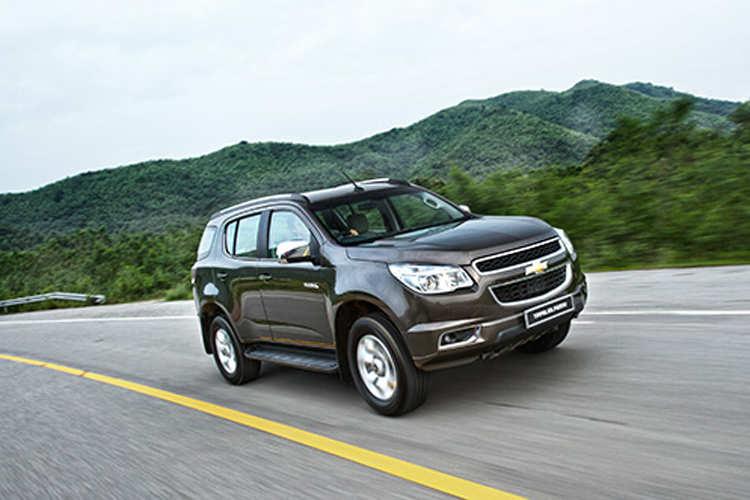 Chevrolet Trailblazer Launch On October 21 Auto News Et Auto