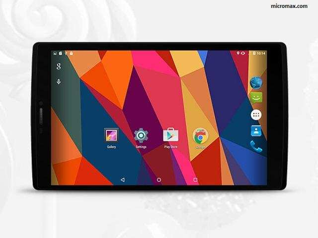 quality design 74f65 f6e86 Micromax Canvas Tab P680 review: A good multimedia-focused tablet ...