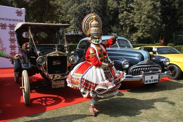 21 Gun Salute International Vintage Car Rally to witness participation from  Germany, UK, Auto News, ET Auto