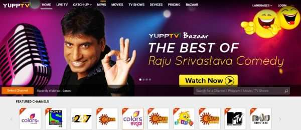 YuppTV to live stream content from four NDTV channels, Technology