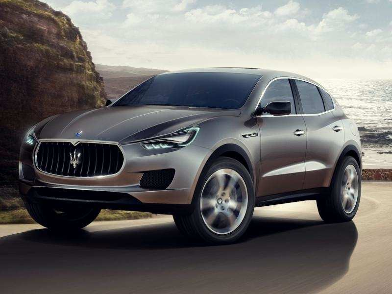 Fiat Chrysler Begins Production Of New Maserati Levante Suv Auto