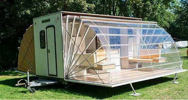 Image Gallery Foldable House