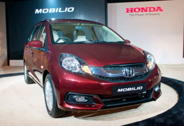 Honda Likely To Discontinue Mobilio Mpv In India Auto News Et Auto