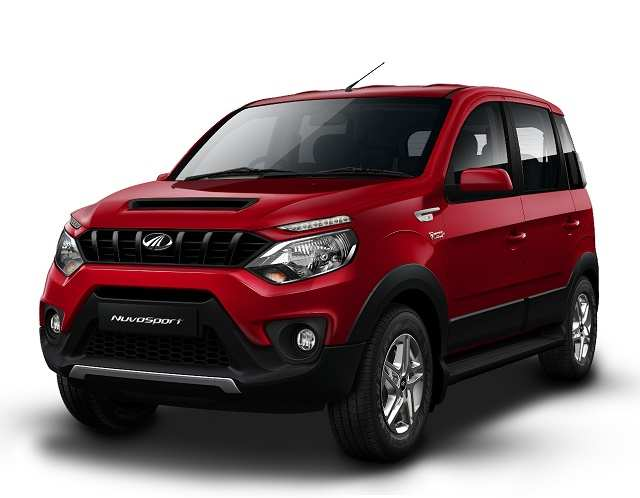 new car launches suvMahindra reveals name of its new SUV as NuvoSport launch on