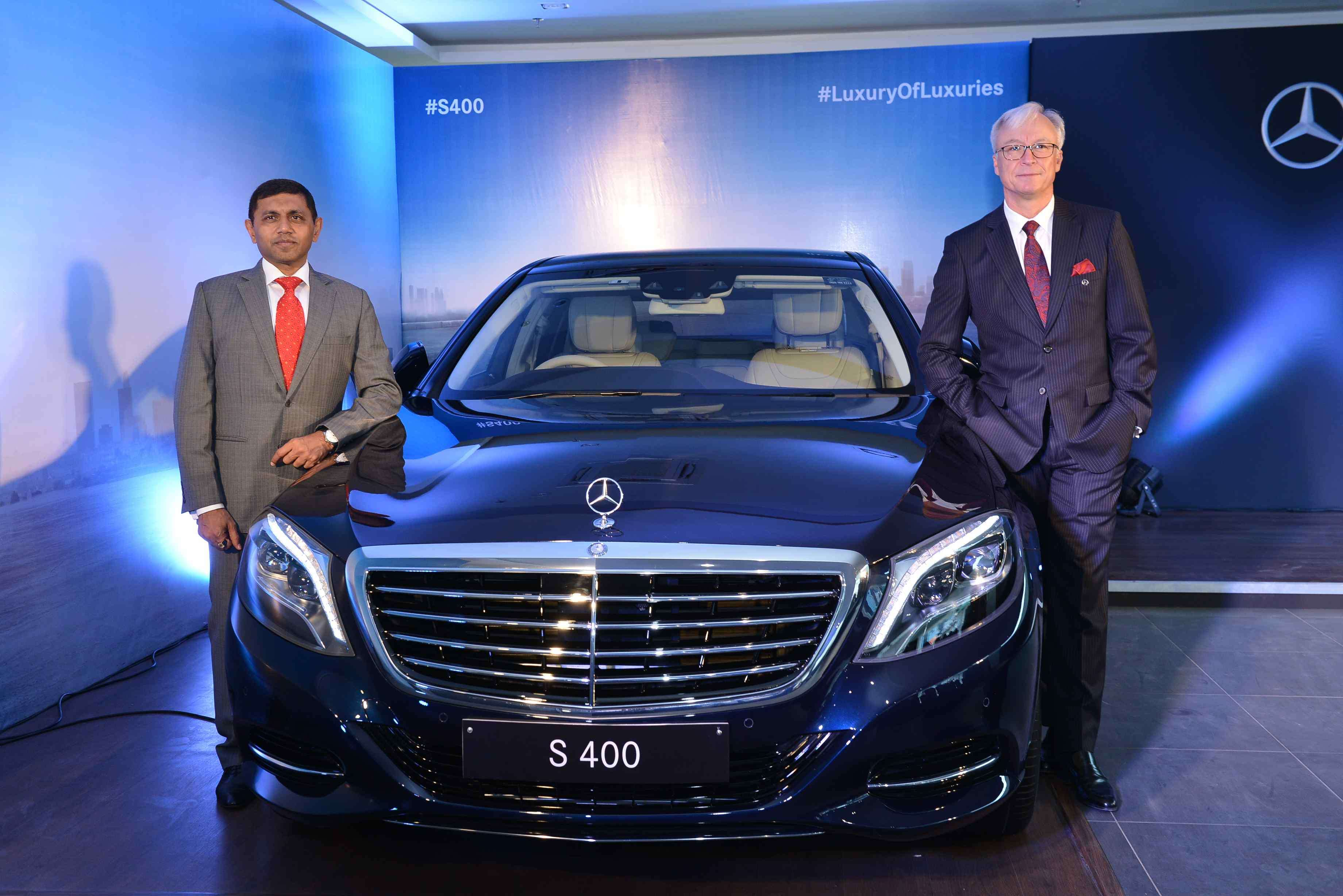 new car launches in hyderabadMercedes Benz S 400 launched in India priced at Rs 131 cr ex