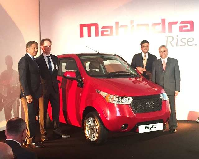 new car releases in ukMahindra launches all new e2o ElectriCity Car in UK Auto News ET