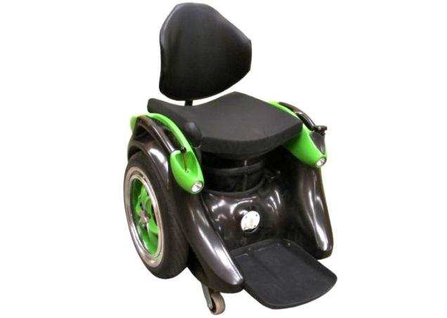 Toyota, Segway Inventor to Develop Better Wheelchairs