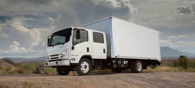 Isuzu Motors America Produces 30,000th Gas Powered N Series Truck At Its  Spartan