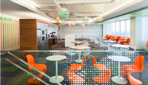 Per employee space in offices shrinks as firms promote ...