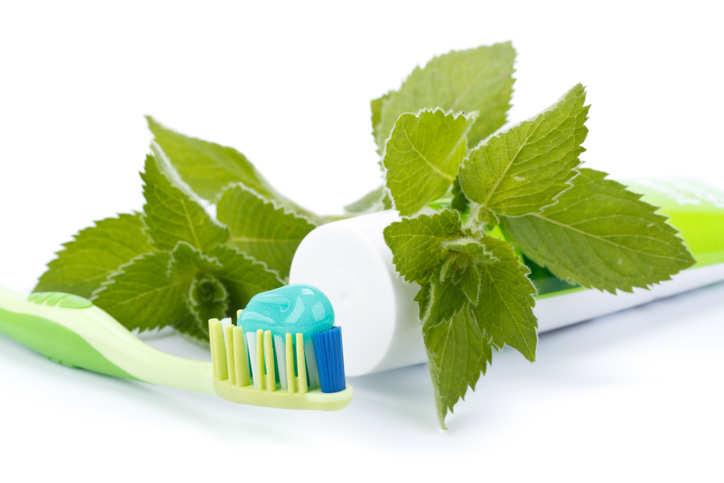Znalezione obrazy dla zapytania toothpaste herbal