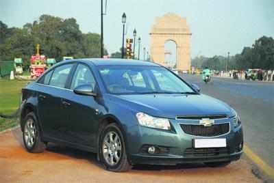 Chevrolet Cruze Ltz Price In India Features Specs And Reviews Carwale