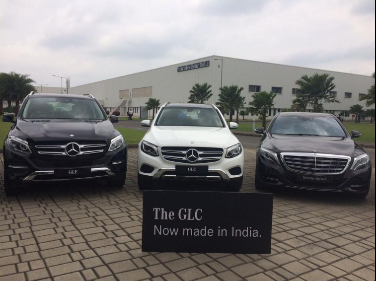 Mercedes GLC: Mercedes India launches locally made GLC at Rs 47 9
