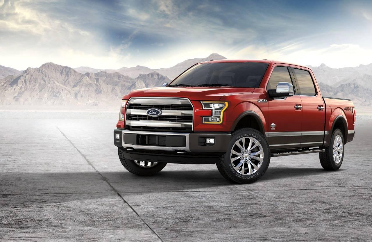 Ford f 150 pickup trucks gain in fuel efficiency