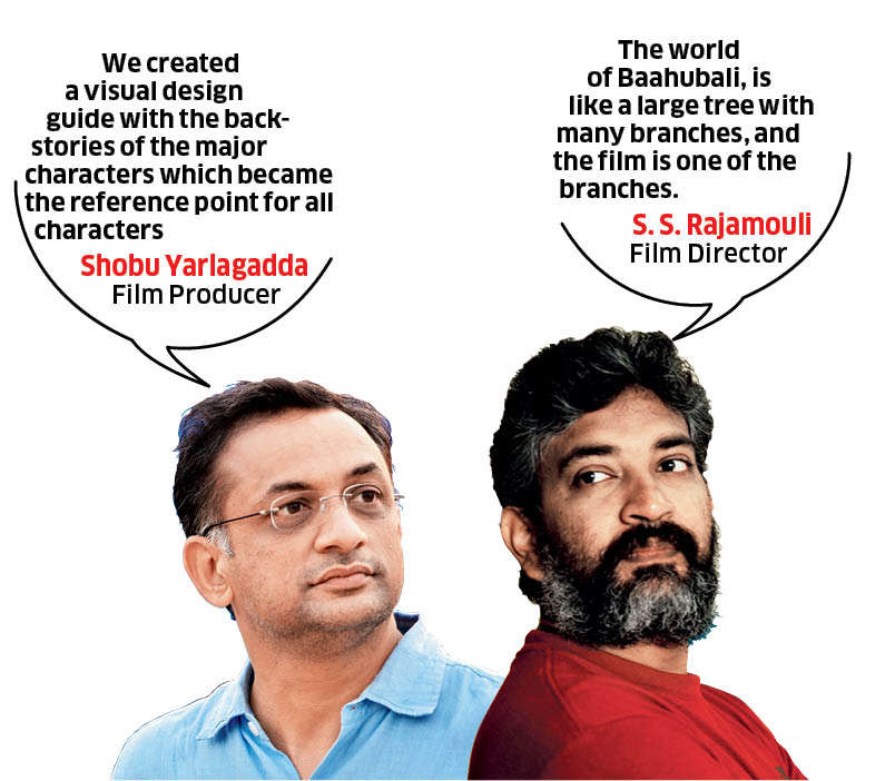 Will India get its first ever tentpole film franchise brand in Baahubali?  sc 1 st  Brand Equity & Will India get its first ever tentpole film franchise brand in ...