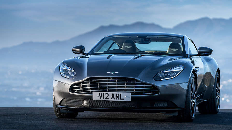 Aston Martin Aston Martin Expects To Double Sales Of Its Cars In