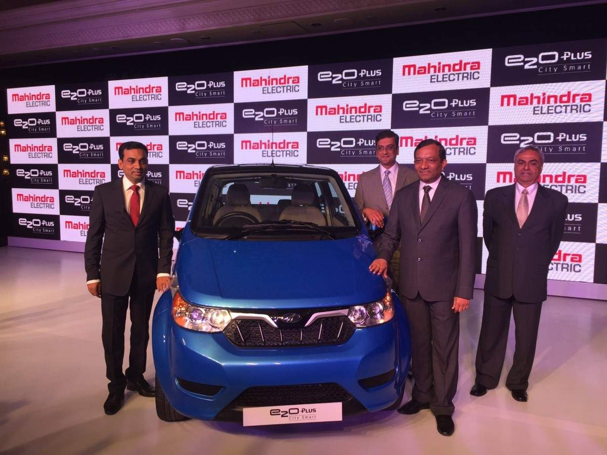 Mahindra Plus Mahindra Hopes Gst Won T Treat Electric Cars As