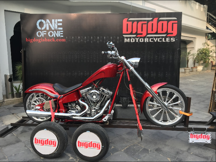 Big Dog Motorcycles Custom Motorcycles Maker Big Dog Now Available