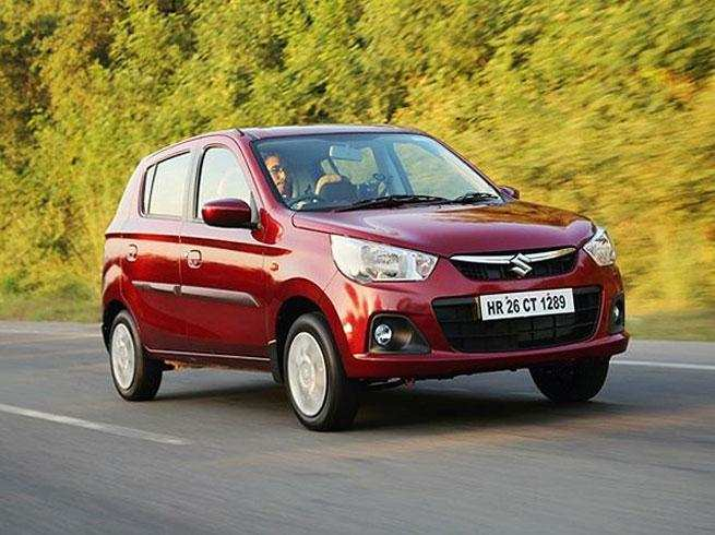 Maruti Suzuki Plans New Small Car Within 3 Years May Launch New