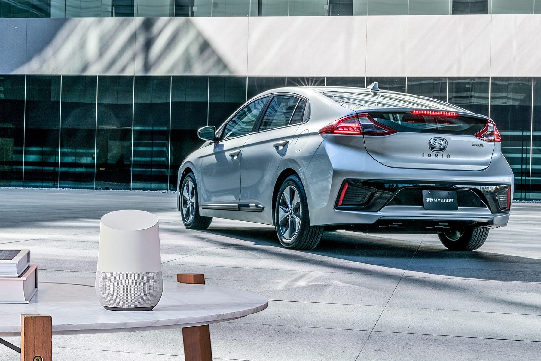 ces 2017: hyundai to get google assistant in its upcoming global