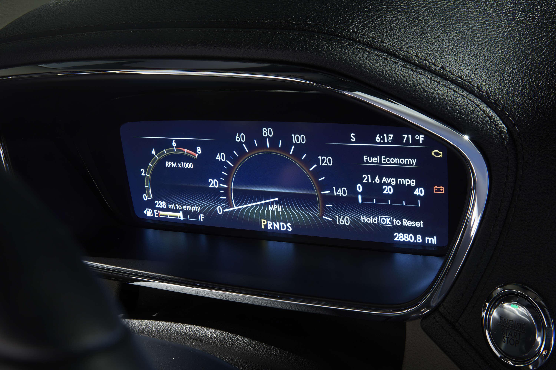 ces 2017: Visteon Displays All-Digital Vehicle Cockpit with ... | {Auto cockpit 30}