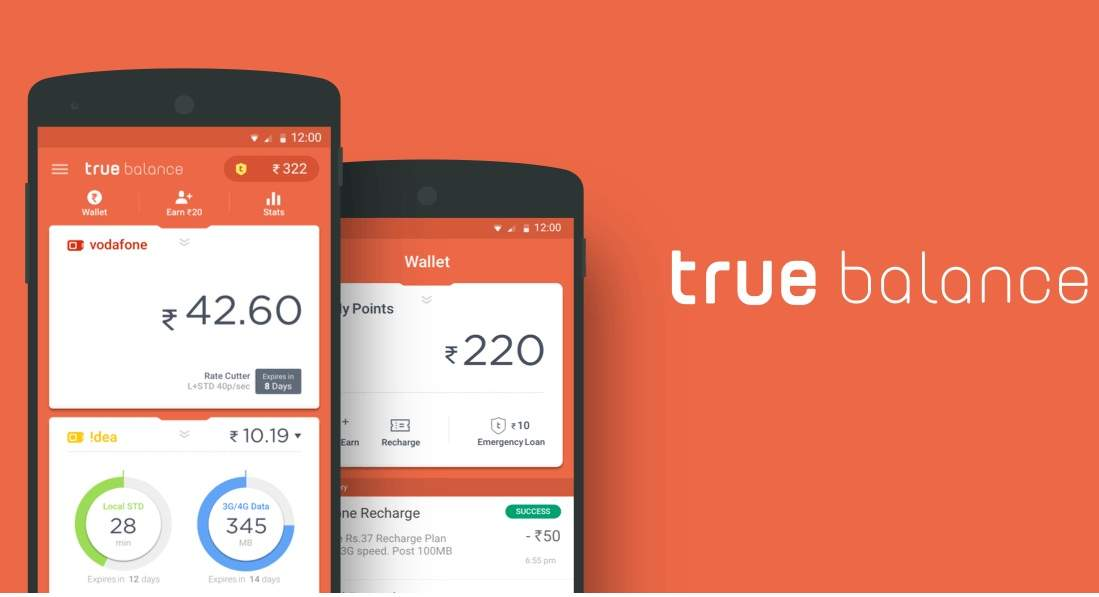 True Balance: True Balance aims 100 mn users in India, launches
