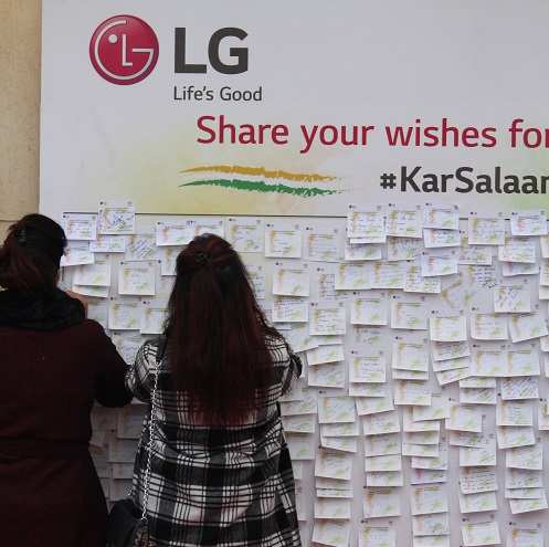 LG Electronics India's marketing head, Amit Gujral, sets a clear vision for 2017