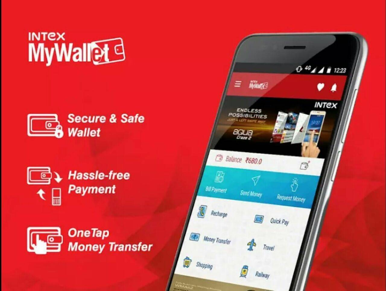 Intex Expands Its E Payment Services For Android Users On Google Play