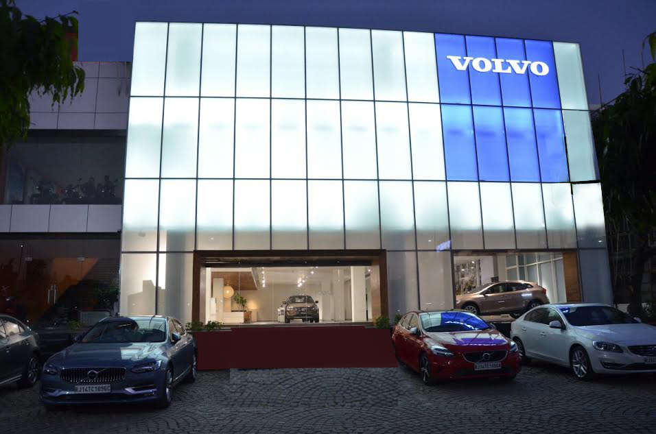 Volvo Cars India Volvo Cars Forays Into Rajasthan Opens New