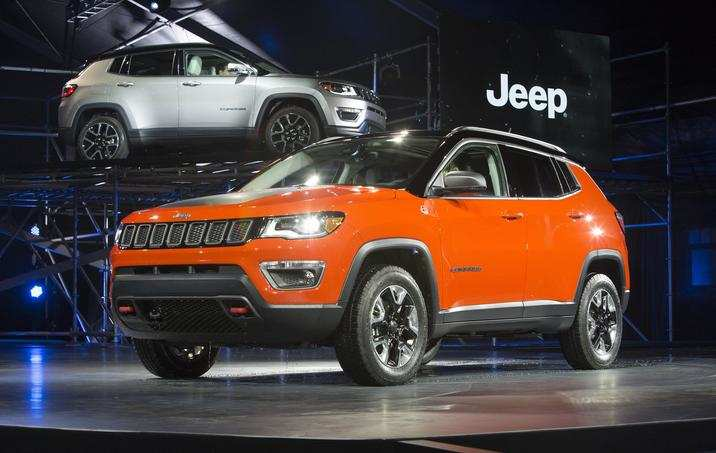 Jeep Compass India Jeep Compass Suv To Be Launched In August